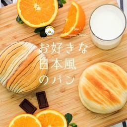 ขนมปัง  ส้มช็อคโกแลต