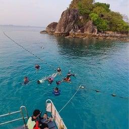 เกาะหมาก ไดร์วิ่ง Koh Mak Diving