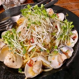 Vongole with Clams Pasta