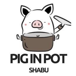 Pig in pot