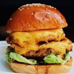 Monkey Burger(steakhouse) บ้านโป่ง