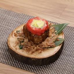 Yaki Onigiri Mentai Butter