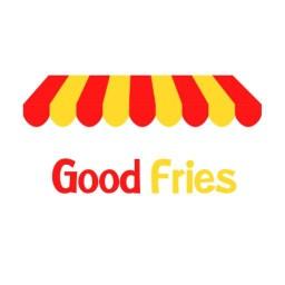 Good Fries [ ใช้น้ำมันมะกอกประกอบอาหาร ]