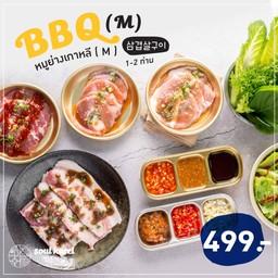 BBQ Set M