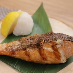 Salmon Sumibiyaki