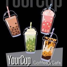 YourCup coffee & cafe สันติธรรม