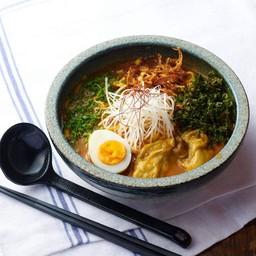 Hiroshima Oyster Spice Ramen