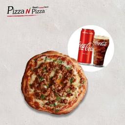 [อร่อยซ่ากับโค้ก] Combo Istanbul Kebab (Buddy size) + Coca Cola