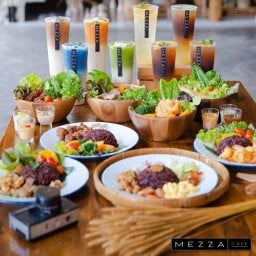 Mezza Cafe หลังเทศบาลหาดใหญ่