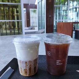 กาแฟมีกลิ่นไหม้ปลายลิ้น ทั้งคาปูและอเมริกาโน่เลย