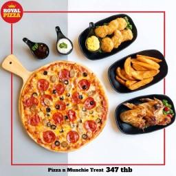 Royal Pizza นวมินทร์
