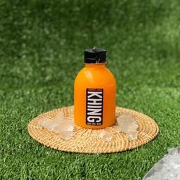 KHING น้ำส้มคั้นสด(เจ้าเดียวกันกับตลาดราตรี)