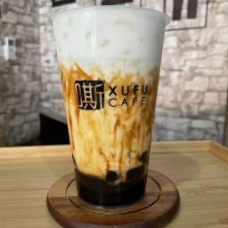 Xufu Cafe กาแฟสด&ชานมไข่มุก ลาดพร้าว 107 หน้า ม.RBAC