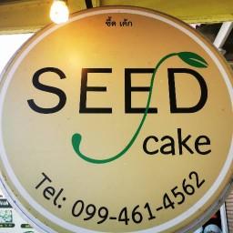 Seed Cake&coffee