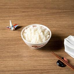 Steamed Japanese rice