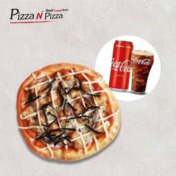 [อร่อยซ่ากับโค้ก] Combo Osaka Teriyaki (Buddy size) + Coca Cola