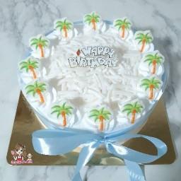 Bake With Love bkk เค้กมะพร้าวอ่อนฝั่งธน