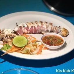 Sue's ocean Restaurant  Chaweng Garden Beach