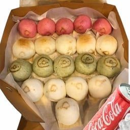 [อร่อยซ่ากับโค้ก] ชุดมินิ 20 ชิ้น คู่กับ โค้กกระป๋อง