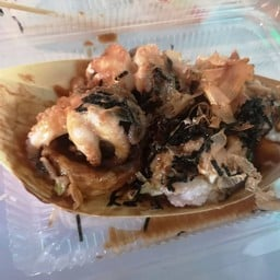 Bloc26th takoyaki Cicada market