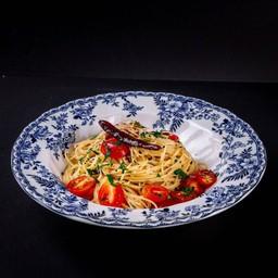 P07 Vegan AOP Spaghetti (No Bacon)