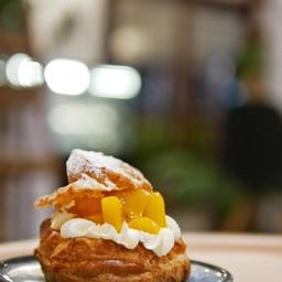 Pâte à choux :ปาเต้ชู คาเฟ่