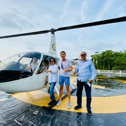 Solaire Heliluck Aviation