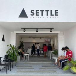 SETTLE Coffee Space ข้างเรือนจำอุดร ถนนนเรศวร