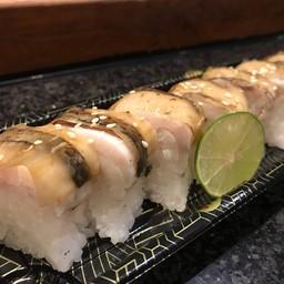 Kamasu Oshizushi