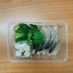 กุ้งดองน้ำปลา by Nhongfern