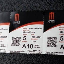 Major Cineplex Robinson Samut Prakan