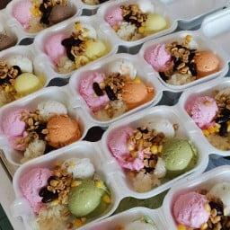 กนกไทยไอศกรีม บ้านโป่ง ราชบุรี