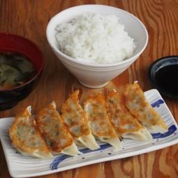 Gyoza 6 Piece Bento