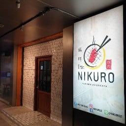 NIKURO เนื้อย่างเตาถ่านสไตล์ญี่ปุ่น สะพานควาย