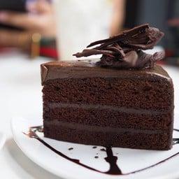 เค้กช็อคโกแลตหน้านิ่ม