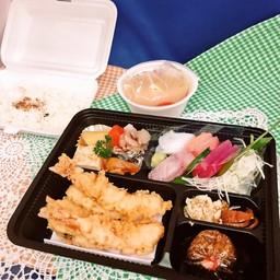 JAPANESE Set meal (Wa-teishoku)