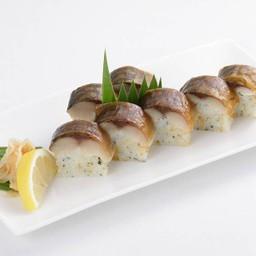 Saba bou Sushi ข้าวปั่นปลาซาบะ