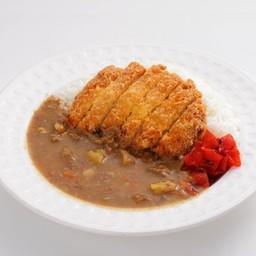Katsu Curry ข้าวแกงกระหรี่ญี่ปุ่น หมูชุบแป้งทอด