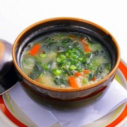 Yasai Zohsui ข้าวต้ม ผัก