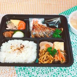 SABA TERIYAKI  Set mea ชุดปลาซาบะย่าง ซอสเทริยากิ