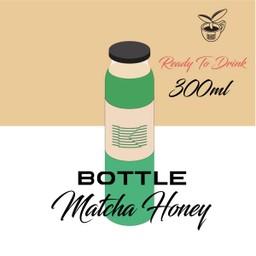 Matcha Honey Iced Tea - Bottle
