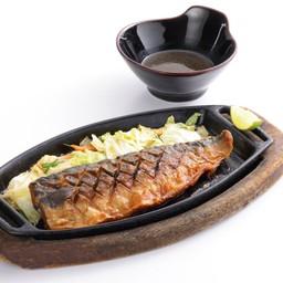 Saba Steak สเต็กปลาซาบะ
