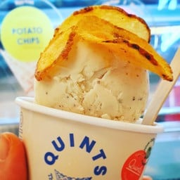 Special of the month: Potato Chips แปลกแต่อร่อย