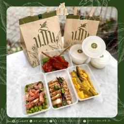 ขมิ้น Camin Cuisine & Cafe เสนา - รัชโยธิน