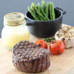 เนื้อสเต็กเนื้อสันในออสเตรเลีย