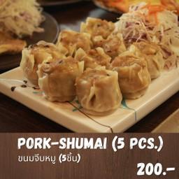 Pork shumai set 5(pcs) (เซ็ทขนมจีบหมู)