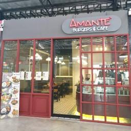AMANTE` Burger & Cafe