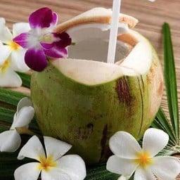 Coco Man มะพร้าวน้ำหอมปั่นนมสด