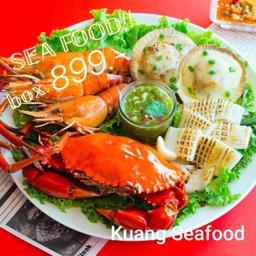 Seafood box  899