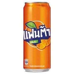 FANTA น้ำส้ม